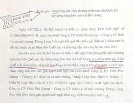 """Đề nghị làm rõ khiếu nại """"đi đêm"""" trong gói thầu lò đốt rác tại Bắc Giang"""