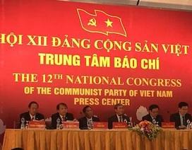 """Ông Trương Minh Tuấn: """"Công tác nhân sự của Đại hội Đảng XII đúng quy trình, dân chủ, nghiêm túc"""""""