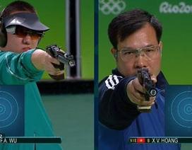 Hoàng Xuân Vinh không có xe đưa đón sau khi giành HCV Olympic