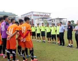 U19 Việt Nam chốt danh sách dự giải U19 châu Á