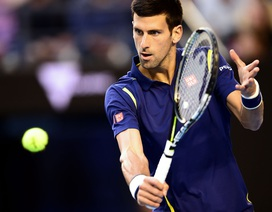 Nhìn lại chiến thắng ấn tượng của Djokovic trước Murray