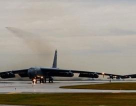 12 oanh tạc cơ B-52 tham gia tập trận tấn công hạt nhân