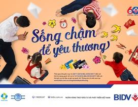 """BIDV triển khai cuộc thi clip """"Lưu giữ khoảnh khắc yêu thương"""""""