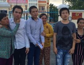 Vụ 3 bị cáo kêu oan ở Cà Mau: Đoàn tụ trong nước mắt