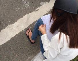 """CSGT Đà Nẵng phạt người vi phạm chép câu """"Tôi hứa…"""" thay vì nộp tiền"""