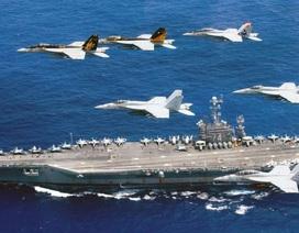 Mỹ cam kết hiện diện ở Biển Đông sau phán quyết của tòa trọng tài