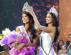 Ngắm dung nhan của tân hoa hậu Philippines