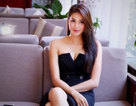 Lần đầu tiên Hoa hậu Phạm Hương nói về thị phi quanh mình