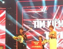 Cậu bé đánh trống Trọng Nhân trở thành quán quân Vietnam's Got Talent 2016