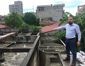 Thêm một doanh nghiệp thản nhiên đầu độc môi trường sống tại Bắc Giang