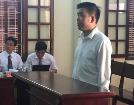 """Bắc Giang: Tạm hoãn phiên toà xét xử """"trùm sò"""" MB24 Vũ Ngọc Thuyển"""