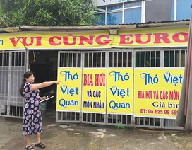 Hà Nội: Thanh tra quận kiến nghị có, Uỷ ban quận quyết định không, dân kêu cứu!