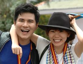 Mạnh Cường – Kim MC vất vả khi phải xin ngủ trọ tại Bình Thuận