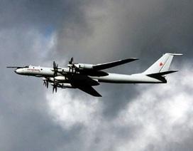Máy bay trinh sát Tu-142M của Nga xuất hiện tại Syria