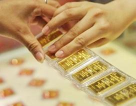Mùng 6 Tết, giá vàng SJC tăng 1 triệu 450 nghìn đồng/lượng