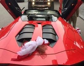 Chàng trai Hải Phòng rước dâu bằng siêu xe hơn 20 tỷ