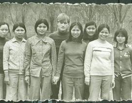 Thầy giáo Nga mong tìm lại học sinh Việt sau hơn 30 năm