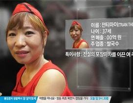 Quán phở ngày bán 1.000 bát của cô dâu Việt ở Hàn Quốc