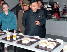 """Kim Jong Un tổ chức thi """"Vua đầu bếp"""" theo kiểu Triều Tiên"""