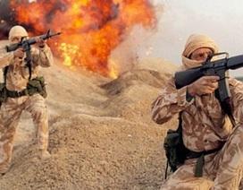 Đội đặc nhiệm tinh nhuệ nhất của Anh bị IS đánh bom phục kích