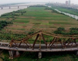 """Siêu dự án sông Hồng sẽ """"nhấn chìm đất canh tác ven sông"""""""