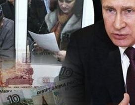 """CHLB Nga: Thanh niên """"cố tình"""" thất nghiệp sẽ bị phạt tiền"""