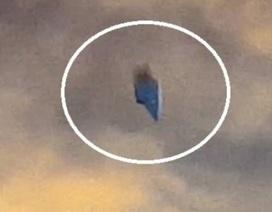 UFO hình thù kì dị lơ lửng trên bầu trời Mỹ