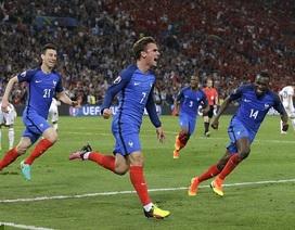 Pháp 2-0 Albania: Cứu tinh Griezmann