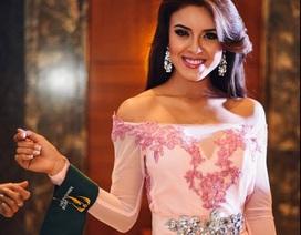 Mỹ nhân Hoa hậu Trái đất 2016 tỏa sáng trên sàn diễn thời trang