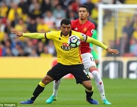 Watford 3-1 MU: Trái đắng cho Mourinho