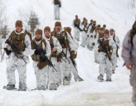 Mỹ đưa quân đến sát sườn Nga, cuộc chơi bắt đầu nóng?