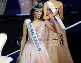 Những hình ảnh đáng nhớ trong đêm chung kết Hoa hậu Thế giới 2016