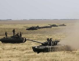 Lằn ranh đỏ cho mối quan hệ căng thẳng giữa Nga và Ukraine