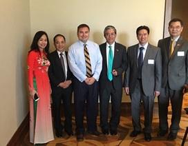 Đại sứ Việt Nam tại Hoa Kỳ gặp gỡ cộng đồng doanh nghiệp Texas