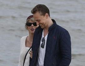"""Bị Kanye West """"làm nhục"""", Taylor Swift tìm sự bình yên bên tình mới Tom Hiddleston"""