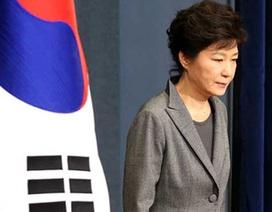 Nữ Tổng thống Hàn Quốc lên truyền hình xin lỗi dân