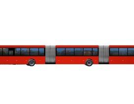 Volvo chuẩn bị ra mắt xe buýt lớn nhất thế giới