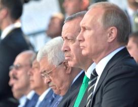 """Quan hệ Nga-Thổ đã lật đổ vị thế """"thống trị"""" thế giới của Mỹ và EU"""
