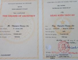 Đại học Yersin nhận sai, xin cấp lại bằng tốt nghiệp cho sinh viên