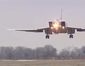 Máy bay Nga phá hủy gần 500 mục tiêu khủng bố trong 3 ngày