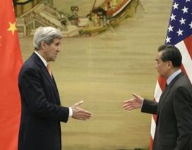Mỹ kêu gọi Trung Quốc ngừng xây dựng các đường băng ở Biển Đông