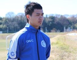 Công Phượng hồi phục chấn thương thần kỳ ở Nhật Bản