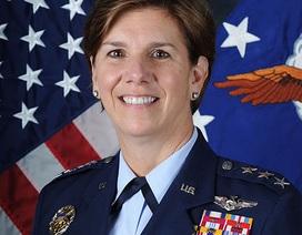 Lầu Năm Góc lần đầu đề cử nữ tướng chỉ huy Bộ Tư lệnh phương Bắc