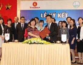 Ký kết hợp tác và công bố quỹ học bổng 30 tỷ đồng dành cho sinh viên ĐH Quốc gia Hà Nội
