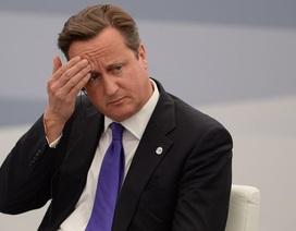 Thủ tướng Anh thừa nhận từng có cổ phần trong công ty bình phong ở Panama