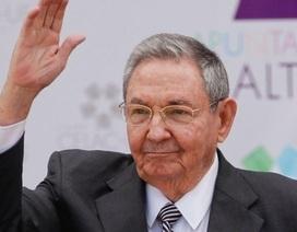 Ông Raul Castro tái đắc cử lãnh đạo đảng Cộng sản Cuba