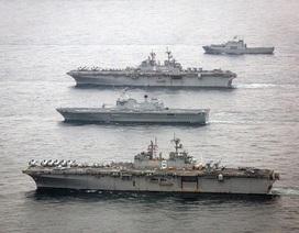 Hải quân Mỹ mở rộng vai trò của Hạm đội 3 tại khu vực Thái Bình Dương