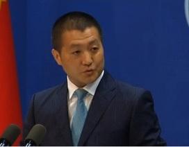 Trung Quốc lên tiếng về bình phẩm của Nữ hoàng Anh