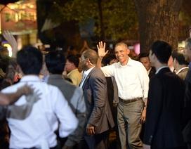 Tổng thống Obama muốn thưởng thức cà phê sữa đá Việt Nam