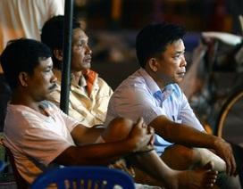 Đêm Euro của dân lao động Sài Gòn